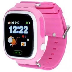 Часы Smart Watch Q90 Kids Pink Гарантия 1 месяц