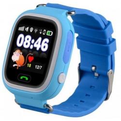 Часы Smart Watch Q90 Kids Blue Гарантия 1 месяц