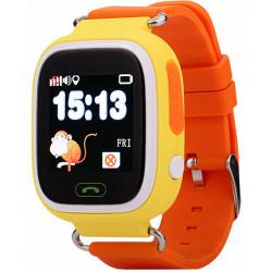 Часы Smart Watch Q90 Kids Orange Гарантия 1 месяц