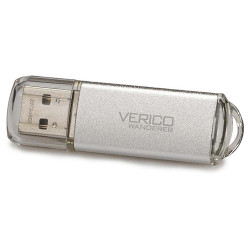 USB Flash 16GB Verico Wanderer silver