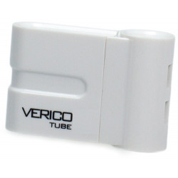 USB Flash 16GB Verico TUBE white