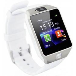 Часы Smart Watch DZ09 White Гарантия 1 месяц