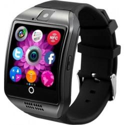Часы Smart Watch Q18 Black Гарантия 1 месяц