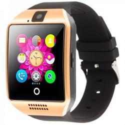 Часы Smart Watch Q18 Gold Гарантия 1 месяц