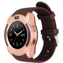 Часы Smart Watch V8 Gold Гарантия 1 месяц