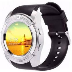 Часы Smart Watch V8 Silver Гарантия 1 месяц