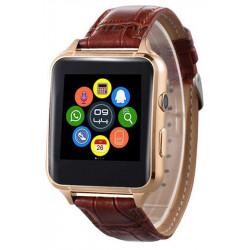 Часы Smart Watch X7 Gold/Brown Гарантия 1 месяц