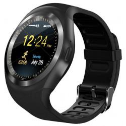 Часы Smart Watch Y1 Black Гарантия 1 месяц