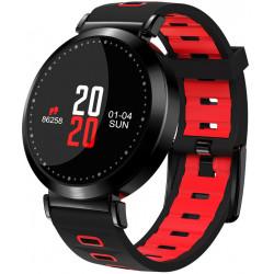 Часы Smart Watch Y10 Black/Red Гарантия 1 месяц