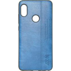 Силикон Xiaomi Redmi Note5/5Pro black BMW Leather