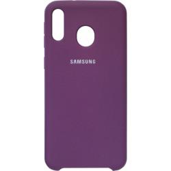 Накладка SA M20 violet Soft Case