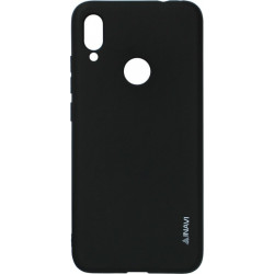 Силикон Xiaomi Redmi Note7 black Inavi