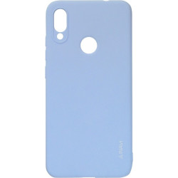 Силикон Xiaomi Redmi Note7 light violet Inavi