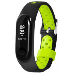 Фитнес-браслет Xiaomi Mi Band 3 Black/Green Nike Гарантия 3 месяца