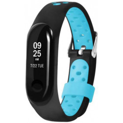 Фитнес-браслет Xiaomi Mi Band 3 Black/Blue Nike Гарантия 3 месяца