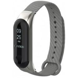 Фитнес-браслет Xiaomi Mi Band 3 Gray Carbon Гарантия 3 месяца