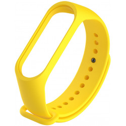Ремешок Xiaomi Mi Band 3 Yellow
