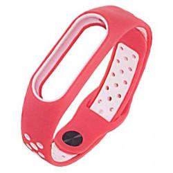 Ремешок Xiaomi Mi Band2 Pink/White Nike