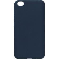 Силикон Xiaomi Redmi Go dark blue SMTT