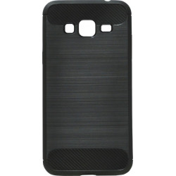 Накладка SA J3/J320 black slim TPU PC