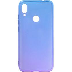 Силикон SA A750/A7 (2018) blue Diamond