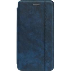 Чехол-книжка Xiaomi Redmi Go blue Gelius