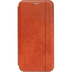 Чехол-книжка Xiaomi Redmi6A brown Gelius