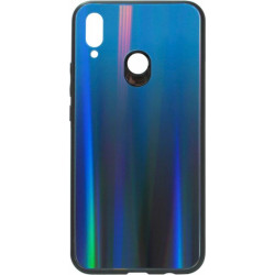 Накладка Huawei P Smart Plus deep blue Chameleon Glass