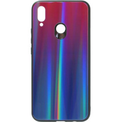 Накладка Huawei P Smart Plus violet barca Chameleon Glass