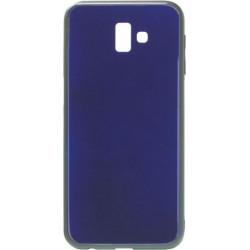 Накладка SA J610/J6+ blue Glass
