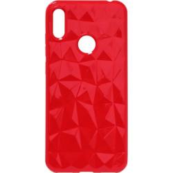 Силикон Huawei Y6 2019 red Prism