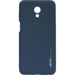 Силикон Meizu M6S dark blue SMTT