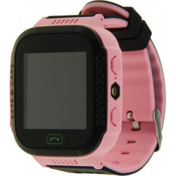 Часы Smart Watch Q528 Pink Гарантия 1 месяц