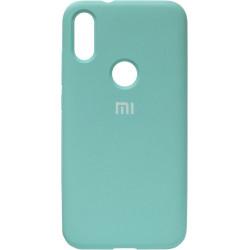 Накладка Xiaomi Mi Play mint Soft Case