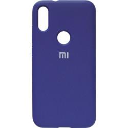 Накладка Xiaomi Mi Play violet Soft Case