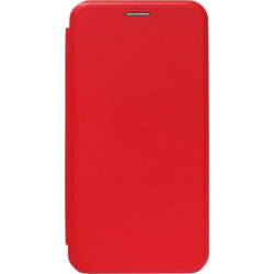 Чехол-книжка Huawei Y6 2019 red Wallet