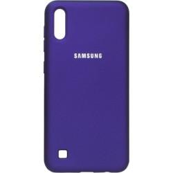 Накладка SA A105 violet Soft Case