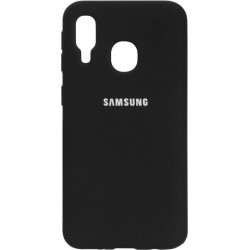 Накладка SA A405 black Soft Case