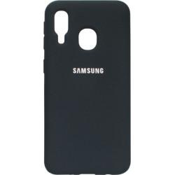Накладка SA A405 dark blue Soft Case