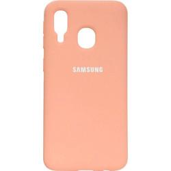 Накладка SA A405 peach Soft Case