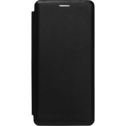 Чехол-книжка SA A705 black Wallet