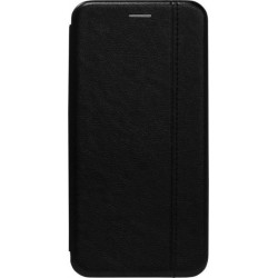 Чехол-книжка Xiaomi Redmi7 black Gelius