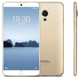 Meizu 15 Lite 4/64Gb Gold Европейская версия EU GLOBAL Гарантия 3 месяца + FULL-комплект аксессуаров*