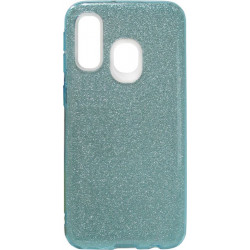 Силикон SA A405 blue Glitter