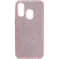 Силикон SA A405 pink Glitter