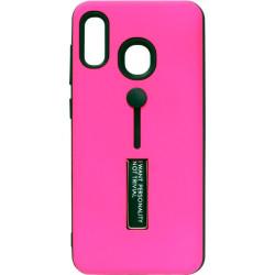 Накладка SA A305 hot pink Hold Soft Touch