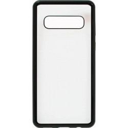 Накладка SA G973 S10 black bamper Metall Magnetic Case