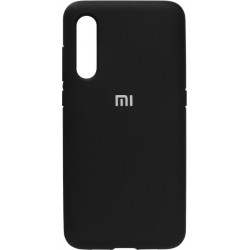 Накладка Xiaomi Mi9 black Soft Case