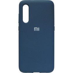 Накладка Xiaomi Mi9 dark blue Soft Case