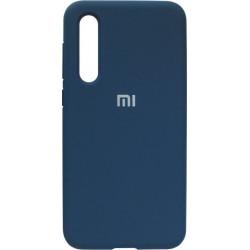 Накладка Xiaomi Mi9SE dark blue Soft Case